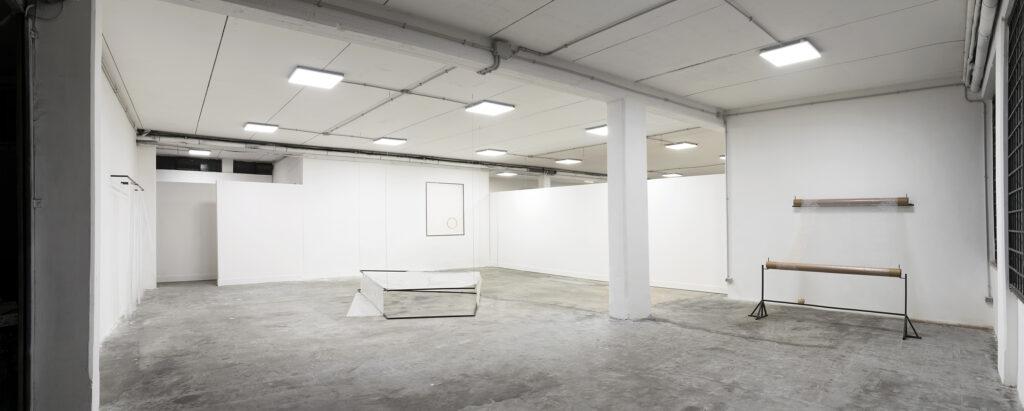 handmade, spazio in situ