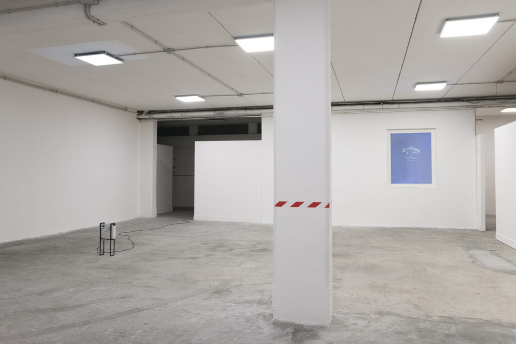 Out of Space, Spazio In Situ