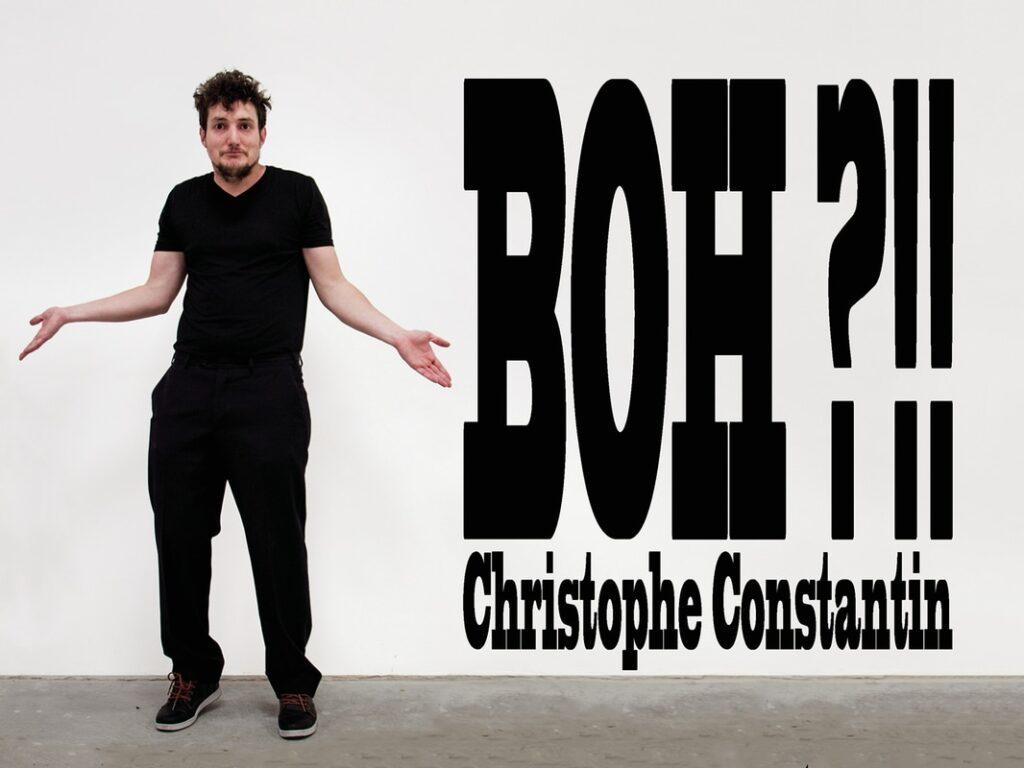 BOH Christophe Constantin