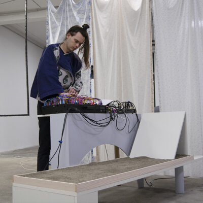 Angela Cerullo & Giorgio Bloch / Caroline von Gunten